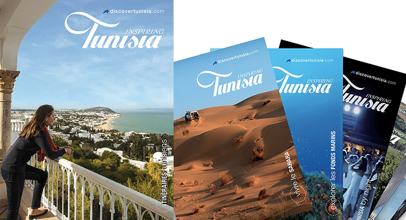 Mcm communication brochures de la tunisie - Office du tourisme de tunisie ...